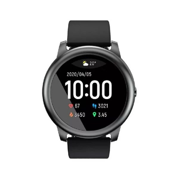 Haylou-LS05-Solar-Smartwatch-Front