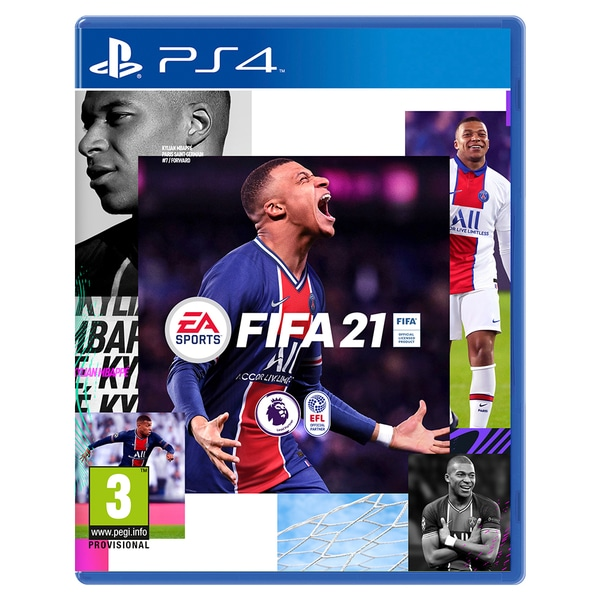 fifa 21 ps4 game in pakistan