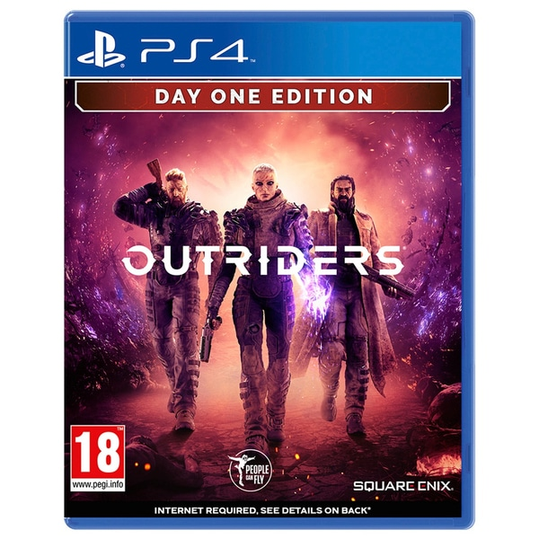 ps4 game outrider
